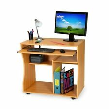 Beech without Assembly Required Modern Home Office Furniture