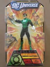 "DC UNIVERSE CLASSICS WAVE 20 ALL-STAR GREEN LANTERN 6"" SCALE ACTION FIGURE MOC"