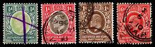 1904-08 East Africa & Uganda Protectorates - Used - Vf - Cv$5.25 (Esp#1715)