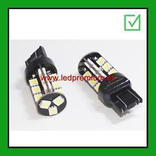 LEDPremium 2x LED BULBS T20 W21/5W DACIA DUSTER RENAULT
