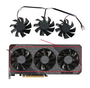 Fan For ASUS GTX 1660 RX5700 RX5700XT 1660Ti RX 5700 XT TUF X3 FD8015U12D Fans