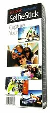Sunpak Bluetooth Selfie Stick 2pack Soft Travel Pouch