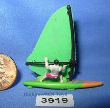 Wind Surfer with Rider Micro Machine