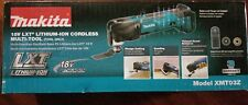 BRAND NEW MAKITA 18V LXT LITHIUM ION CORDLESS MULTI-TOOL XMT03Z