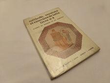 Méthode, versions et exercices de Latin n°4 classe de 1ère & terminale 1982