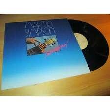 MARTIN SIMPSON - sad or high kicking - FOLK ROCK - TOPIC Lp 1985