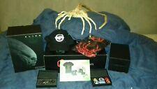 A-BOX ALIEN COVENANT Ltd Edition Box Life Size Replica Face Hugger XXL T-shirt..