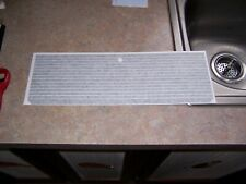 Cub Cadet Headlight Panel Decal 86 108 109 128 129 149 169