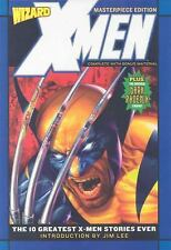 Wizard Hardcover X-Men Masterpiece Edition Dark Phoenix NEW