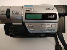 Sony DCR-TR7000E Camcorder / Akku Neuwertig + Zubehörpaket (FB + Software..)