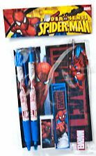 Marvel Spiderman Stationary Set Party Supplies Party Favor