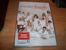 Modern Family: The Complete Second Season 2 (DVD, 2011, 3-Disc Set) Comedy Show