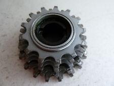 Suntour 7 speed freewheel, 13-19, English threaded, New Winner, straight block