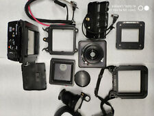 alpa 12 tc, finder, adapters and handle