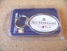 2008 MLB All-Star Game logo Yankees key ring reg W