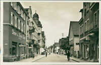 Ansichtskarte Gaggenau Hauptstraße  (Nr.9638)