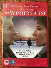 Emma Thomson Phyllida Law The Winter Guest ~ 1997 Británico Drama Gb DVD