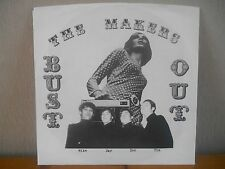 Garage punk: The Makers - Bust Out on Rip Off Records from 1994 (The mummies)