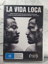 LA VIDA LOCA - DVD - Documentary Salvadorian Street Gangs Cultural Studies