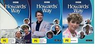 Howards' Way : Series 1,2,3 - Region 4
