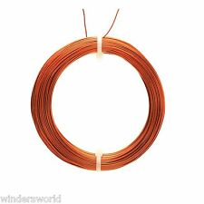 1.25mm ENAMELLED COPPER WIRE - COIL WIRE, HIGH TEMPERATURE MAGNET WIRE - 100g