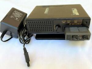 Motorola Minitor II VHF Stored Voice Pager 154mHz 1-Channel w/Amplified Charger
