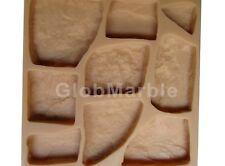 Concrete Mold Ledgestone Mold LS 2001/7. Concrete Mould Wall Form