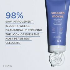 Avon Naked Proof Smooth Moves Anti-Cellulite Cooling Gel  6.7 oz