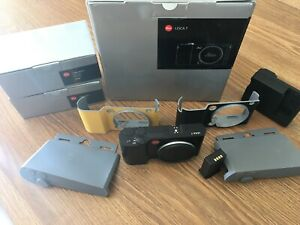 Leica T (Typ 701) Mirrorless Camera - Great Condition - No Reserve