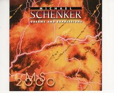 CD MICHAEL SCHENKER dreams and expressionsEX+  (B3939)