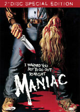 MANIAC (1980) - DVD..2 Disc Special Edition..Uncut Version..
