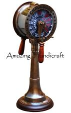 "Brass 18"" Ship Working Telegraph Engine Order Nautical Decor Gift item"