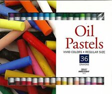 Oil Pastels 36 Different Colors! ~ Pastel Set ~ Free Shipping!