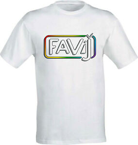 Favij t-shirt maglietta youtuber favi j tv maglia felpa bambino uomo donna