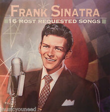 Frank Sinatra - 16 Most Requested Songs (CD, 1995, Legacy) Near  MINT 10/10