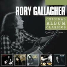 Rory Gallagher - Original Album Classics [New CD] UK - Import