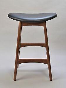 Mid Century Danish Modern Bar stool