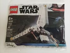 LEGO Star Wars™ Imperial Shuttle Building Kit (148 Pieces) In hand 2021 polybag
