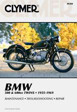 CLYMER REPAIR MANUAL Fits: BMW R50/2,R60/2