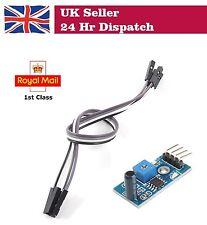 Vibración interruptor módulo Sensor 3v-5v para Arduino Raspberry Pi Nuevo