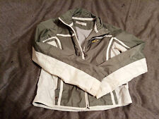 O'Neill BNWOT Unisex Sports Jacket Lime Green & Cream Size Small