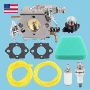 Carburetor kit For Poulan Chainsaw 1950 2050 2375 Walbro WT 891 545081885