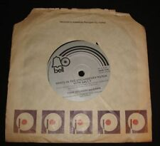 The Who Excellent (EX) Sleeve 45 RPM Vinyl Records