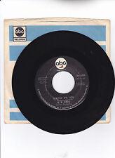 B.B. KING-ABC 10889 R&B TYPE SOUL 45RPM WAITIN' ON YOU  VG++