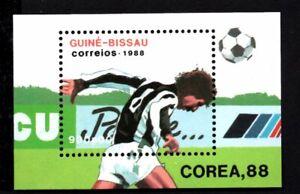 Olympic Guinea-Bissau 1988 block of stamp Mi#bl.271 MNH CV=7€