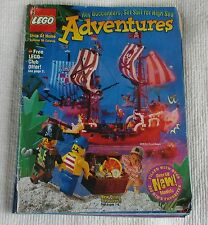 LEGO World of Adventures! Shop At Home Catalog Summer 1996