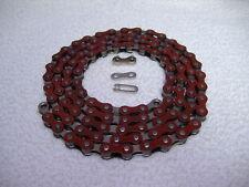 RED & CHROME 1/2 X 1/8 - 112 CHAIN LOW RIDER BIKE