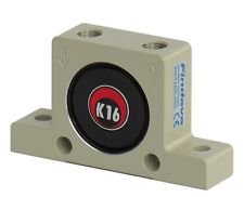 Findeva K16 Industrial Pneumatic Ball Vibrator. Made in Switzerland. K-Series