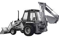 CASE 580 D Loader Backhoe Tractor Operators Manual Owner Operation 580D FAST CD