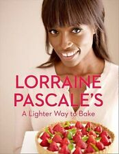 Lorraine Pascale's 'A Lighter Way to Bake' Hardbook Book